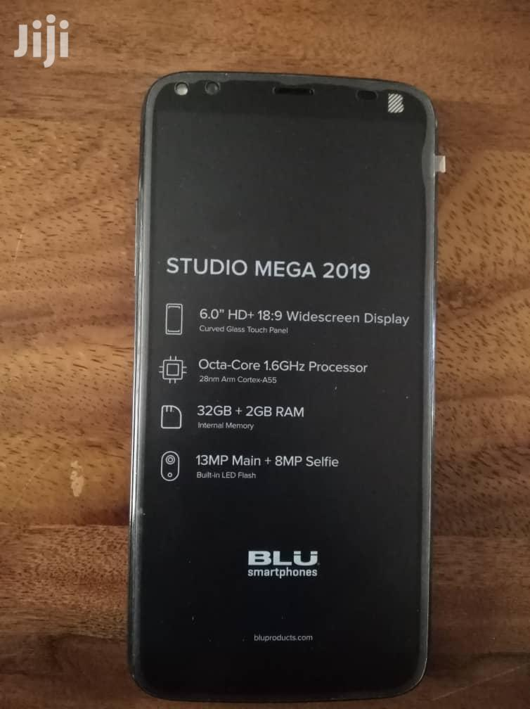 Archive: New BLU Studio Mega 8 GB Black