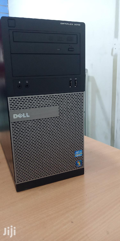 Desktop Computer Dell 4GB Intel Core I3 HDD 500GB | Laptops & Computers for sale in Ilala, Dar es Salaam, Tanzania