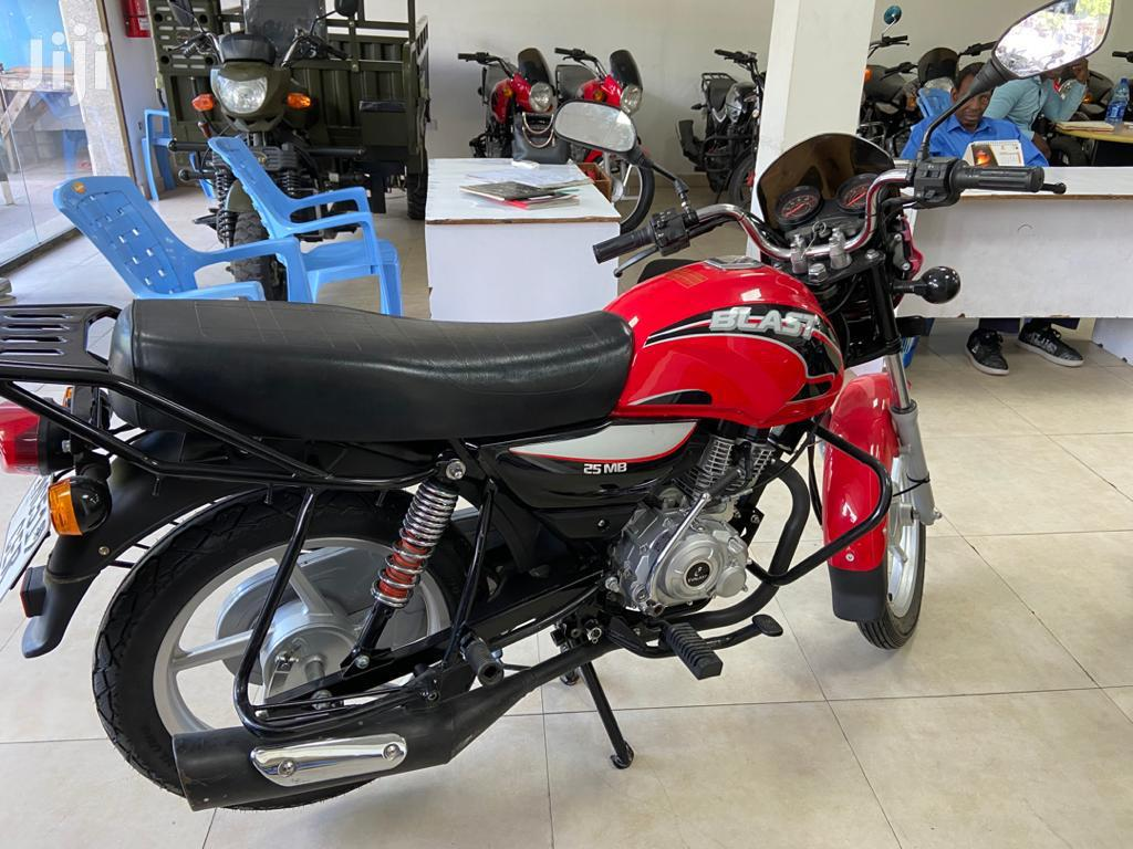 New Motorcycle 2020 Red | Motorcycles & Scooters for sale in Ilala, Dar es Salaam, Tanzania