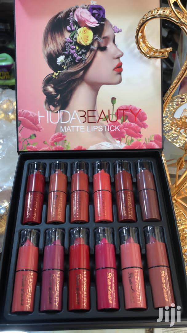 Archive: Huda Lipstick