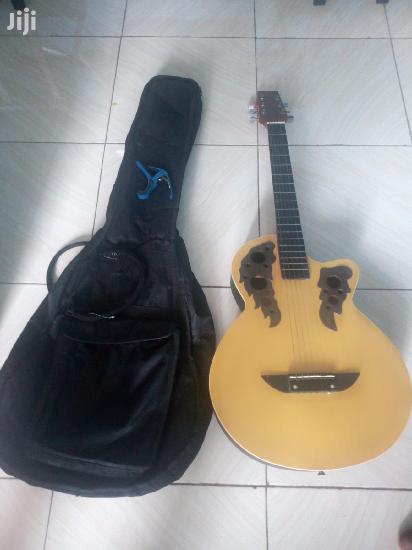Archive: Acoustic Galatone Guitar