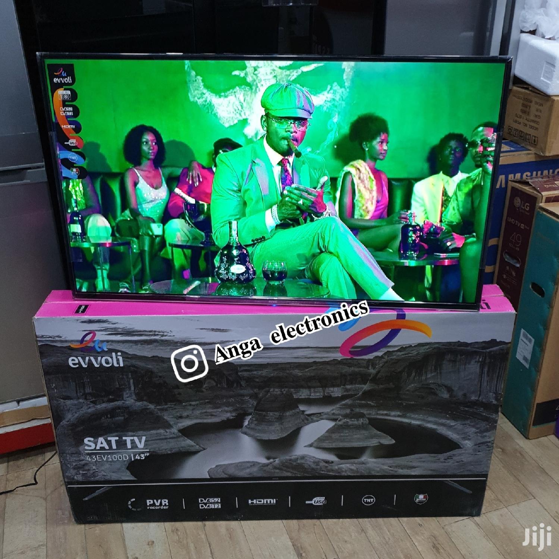 Evvoli LED TV Inch 43
