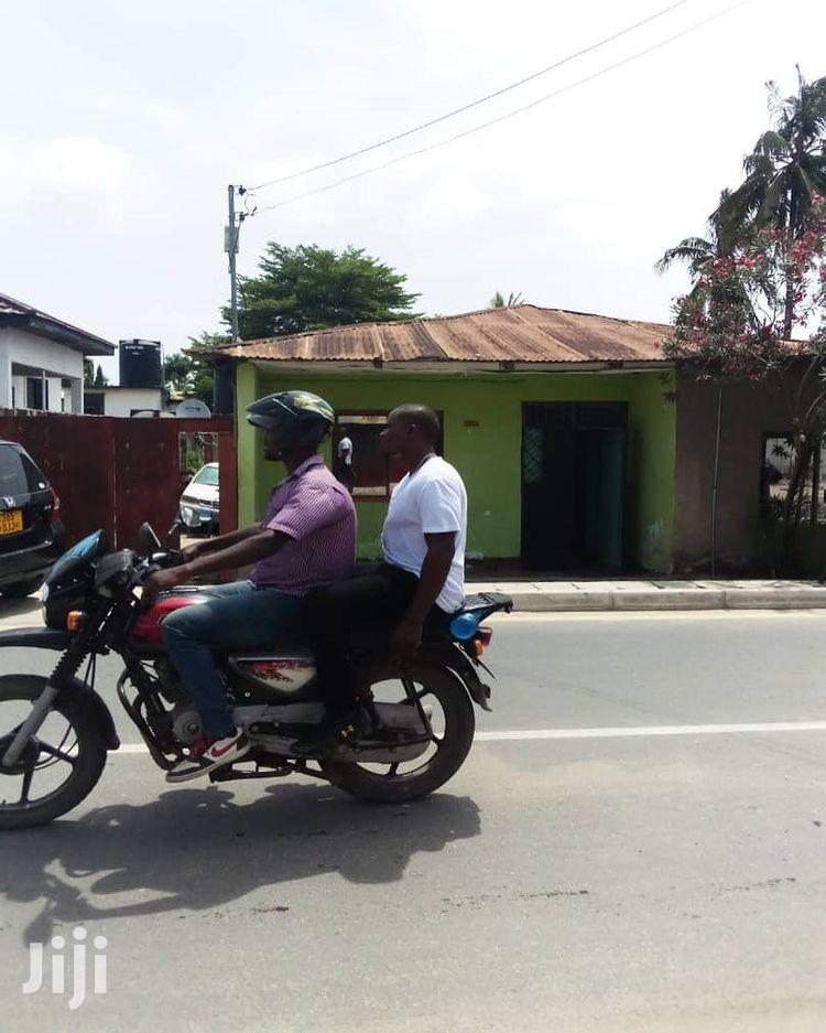 Plot With an Old House for Sale at Makumbusbo Bus Stand | Land & Plots For Sale for sale in Kijitonyama, Kinondoni, Tanzania