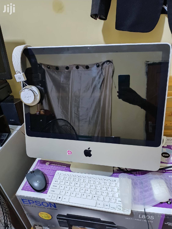 Archive: Desktop Computer Apple iMac 4GB Intel Core 2 Duo SSHD (Hybrid) 500GB
