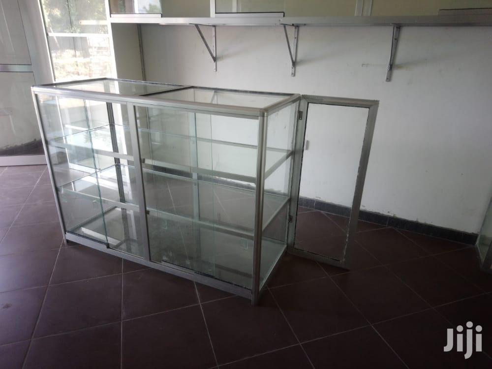 Archive: Glass Shelves