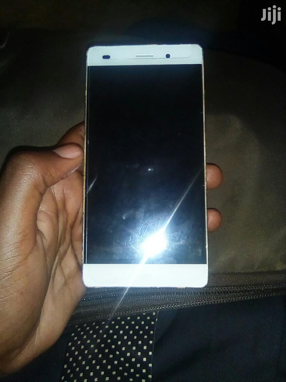 Archive: New Huawei Ascend Mate7 Monarch 64 GB White