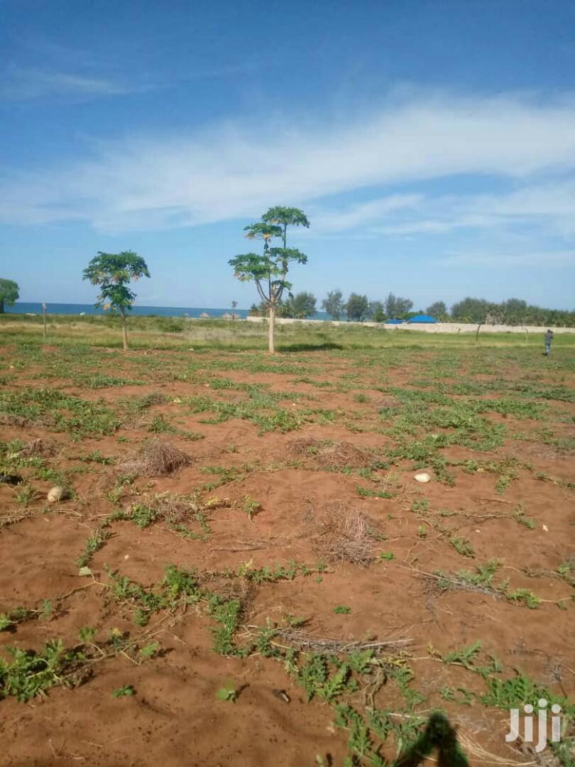Viwanja / Beach Plots Vinauzwa, Kigamboni