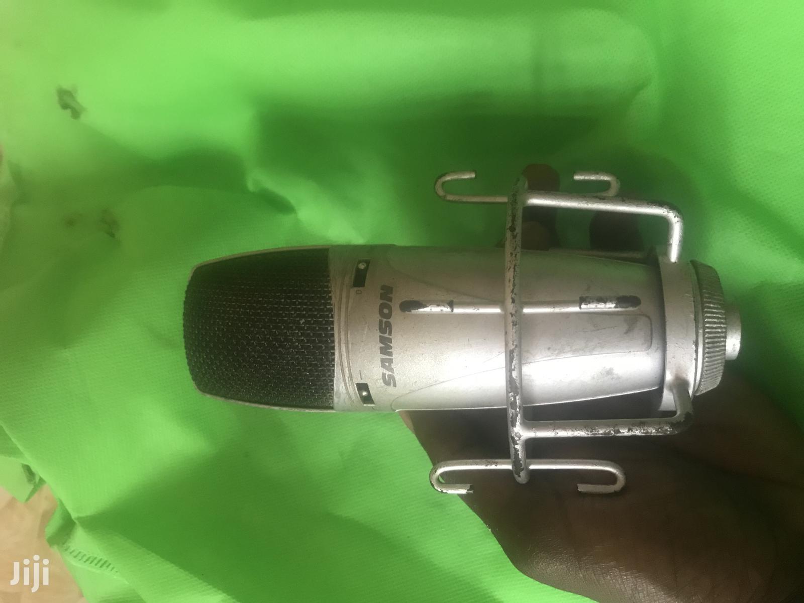 Studio Condenser Microphone   Audio & Music Equipment for sale in Dodoma Rural, Dodoma Region, Tanzania