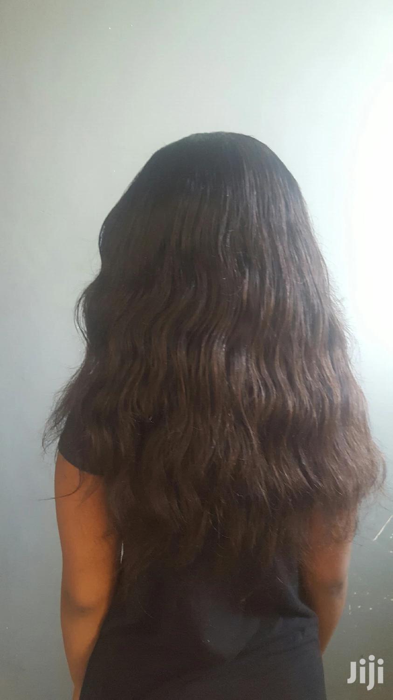 Peruvian Wig