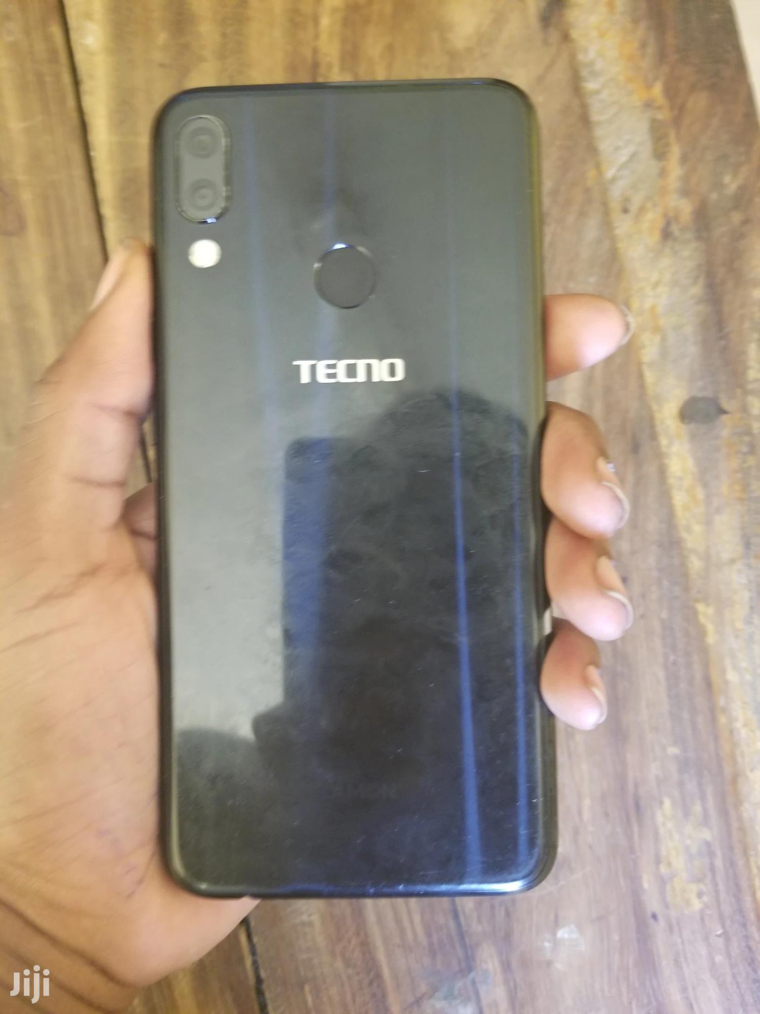 Archive: Tecno Camon 11 32 GB Black