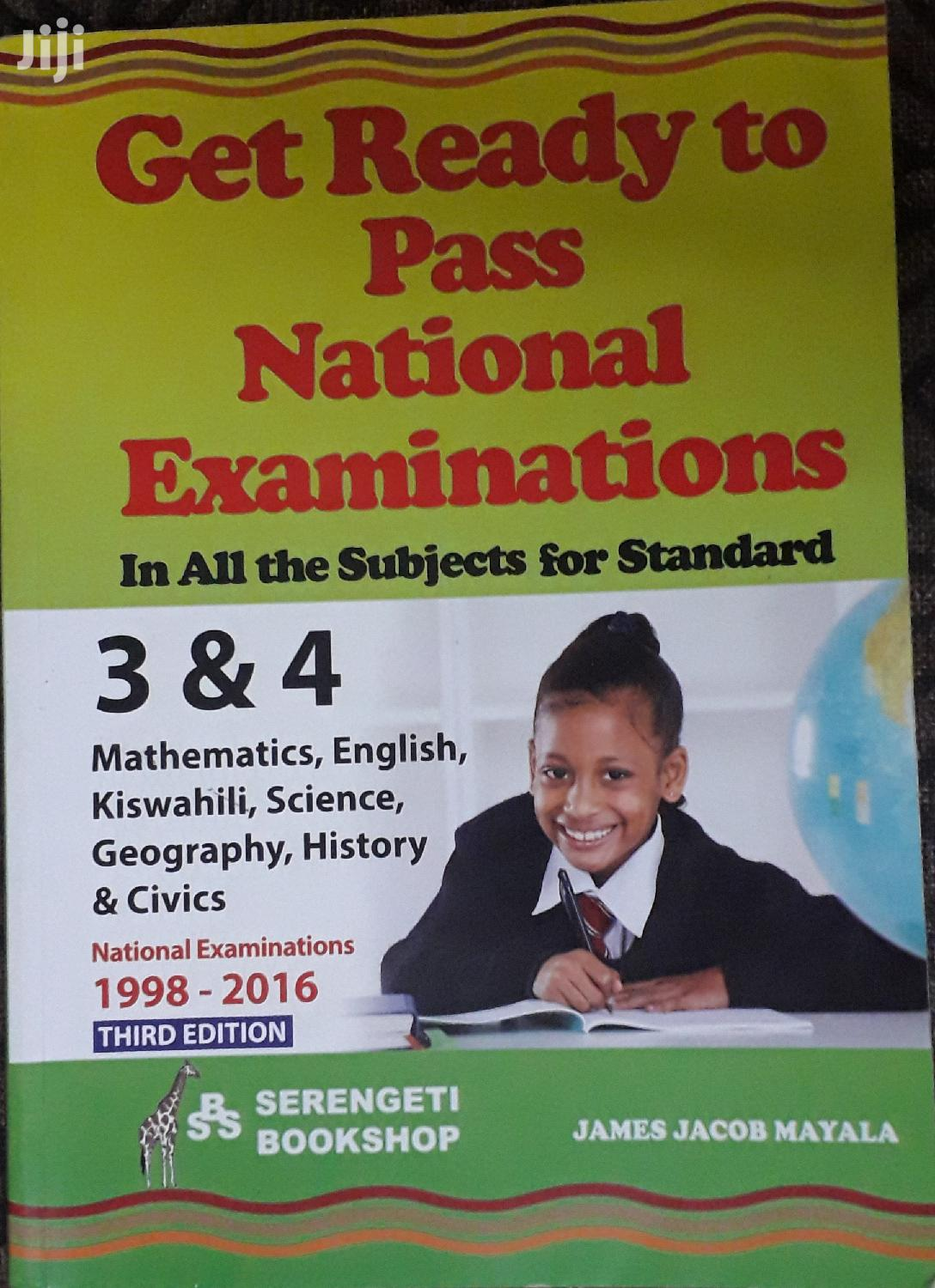 Get Ready To Pass National Exam For Class 3 4