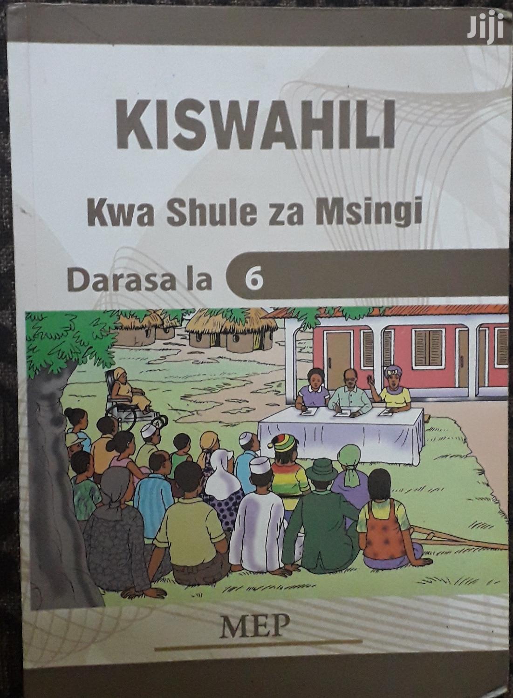 Archive: Kiswahili MEP Book