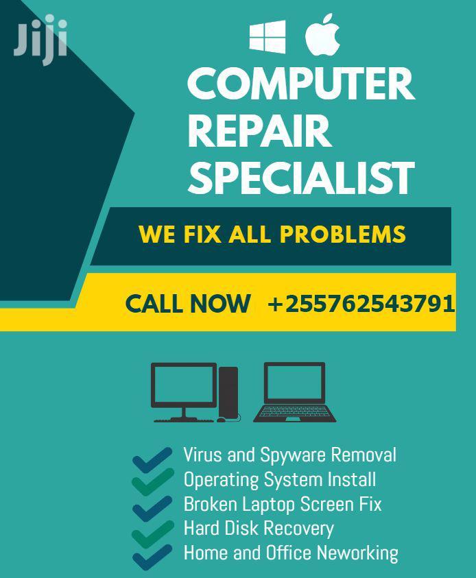 Computer Repair in MWANZA, KAHAMA