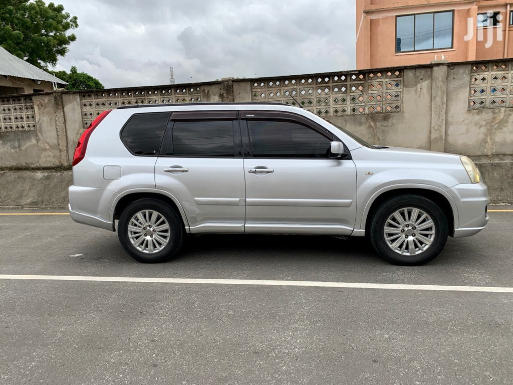 Archive: Nissan X-Trail 2010 Silver