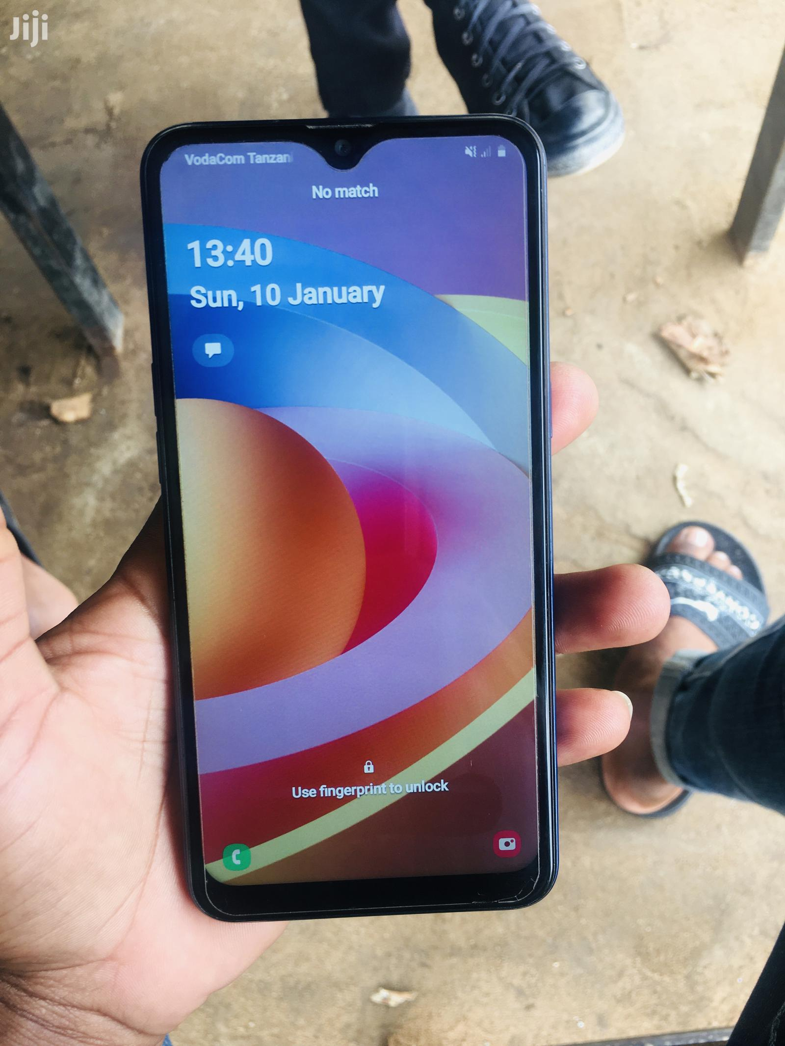 Samsung Galaxy A10s 32 GB Blue | Mobile Phones for sale in Temeke, Dar es Salaam, Tanzania