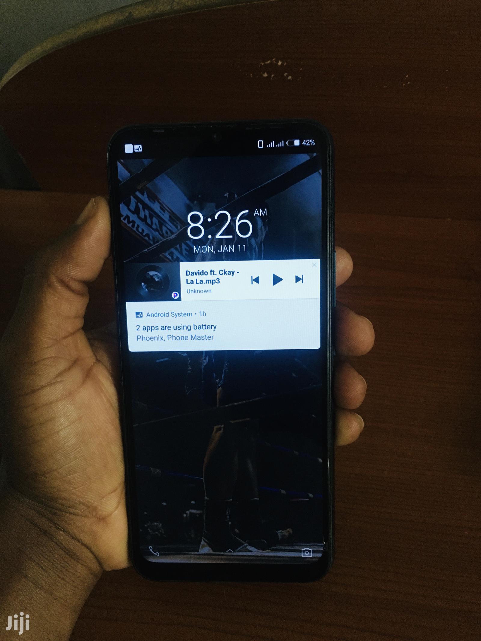 Infinix Hot 8 Lite 32 GB Blue | Mobile Phones for sale in Temeke, Dar es Salaam, Tanzania