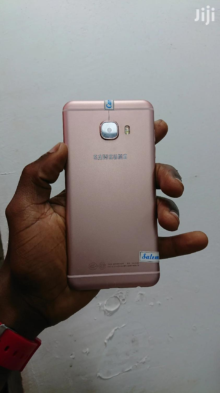 New Samsung Galaxy C5 32 GB Gold | Mobile Phones for sale in Ilala, Dar es Salaam, Tanzania