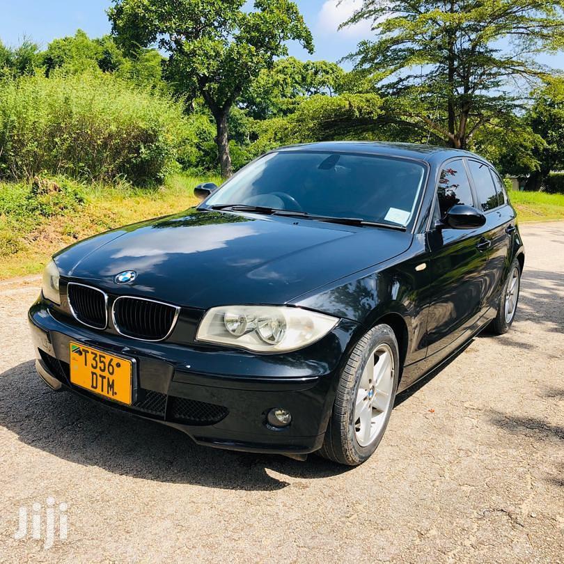 Archive: BMW 116i 2006 Black