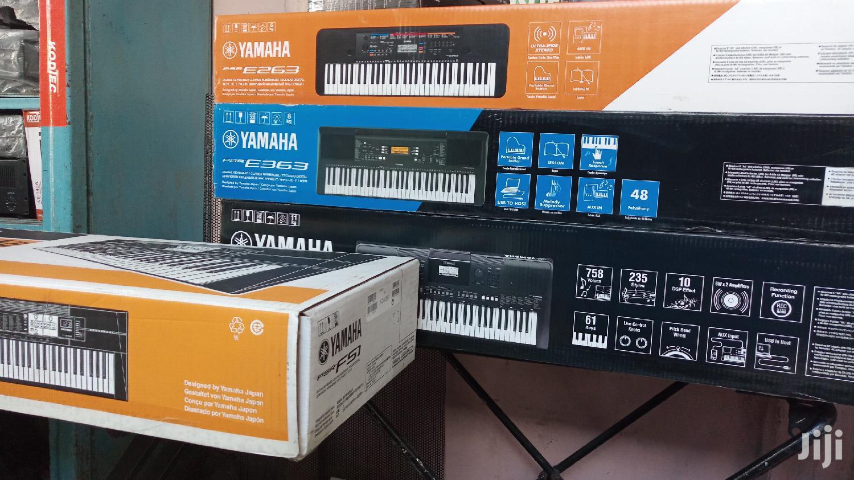 Archive: Yamaha Psr E263 Keyboard