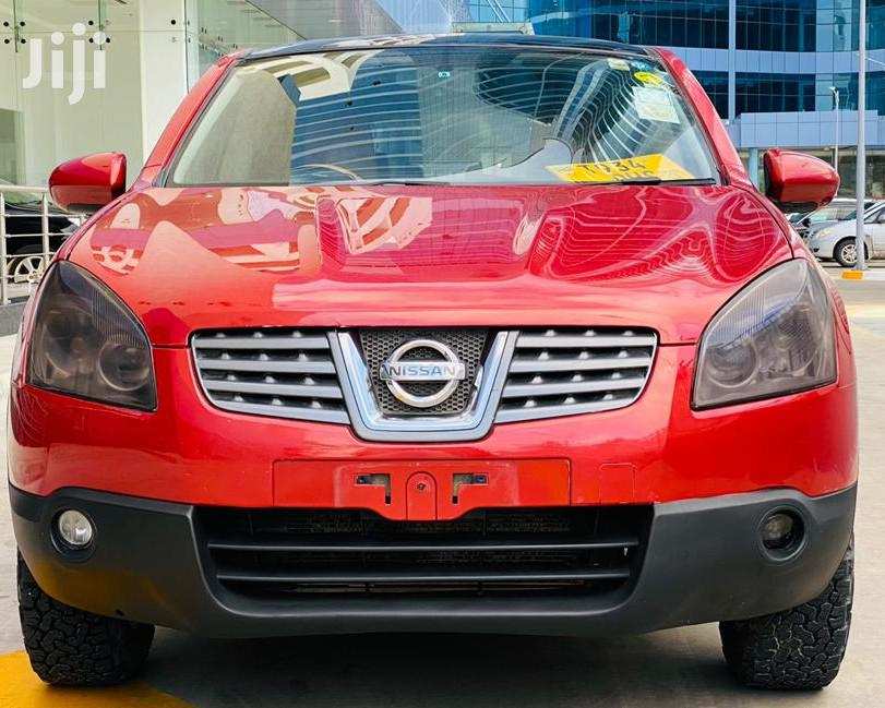 Archive: Nissan Dualis 2007 Red