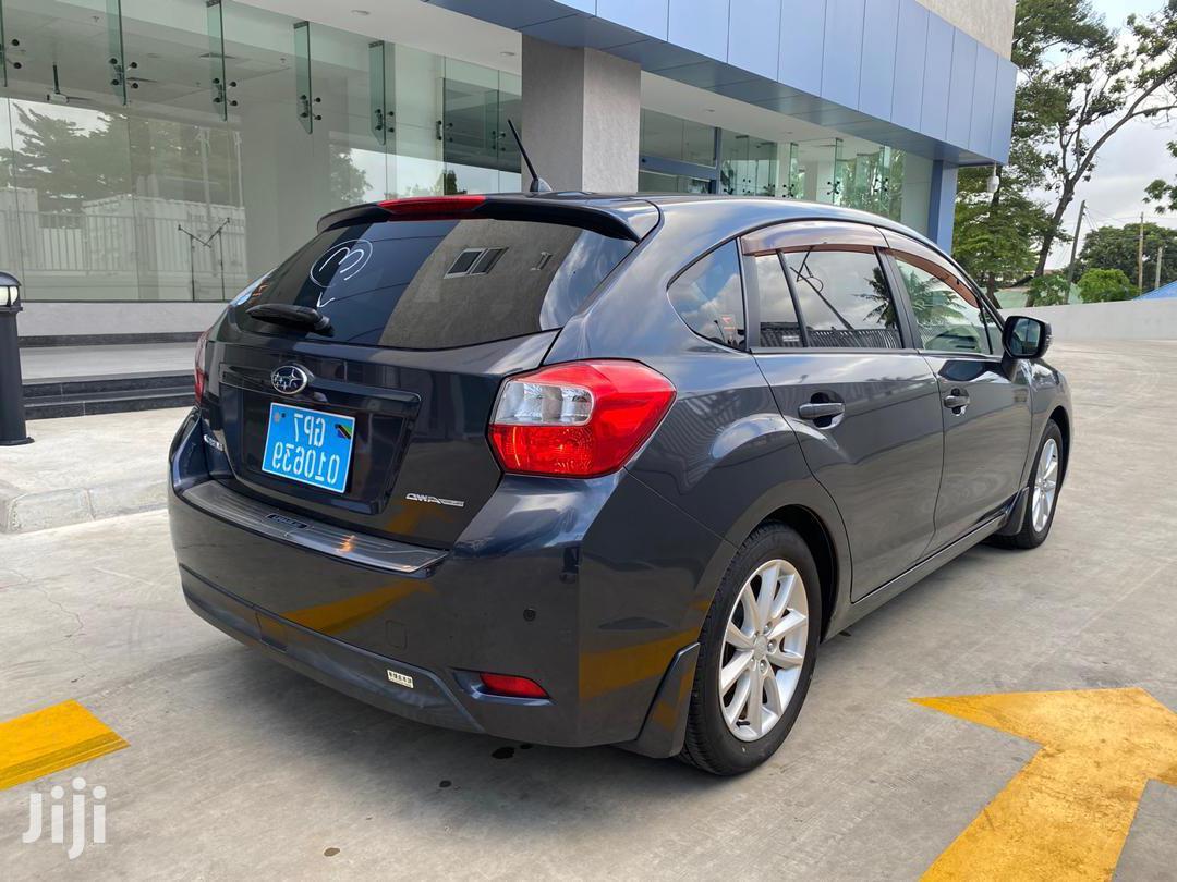 Subaru Impreza 2013 Brown | Cars for sale in Kinondoni, Dar es Salaam, Tanzania
