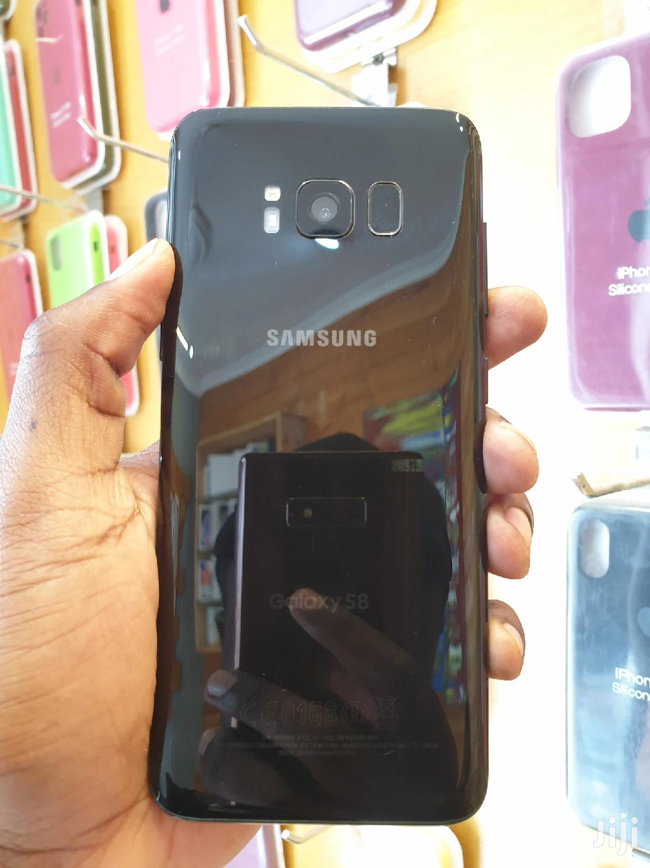 Samsung Galaxy S8 64 GB Black | Mobile Phones for sale in Kinondoni, Dar es Salaam, Tanzania