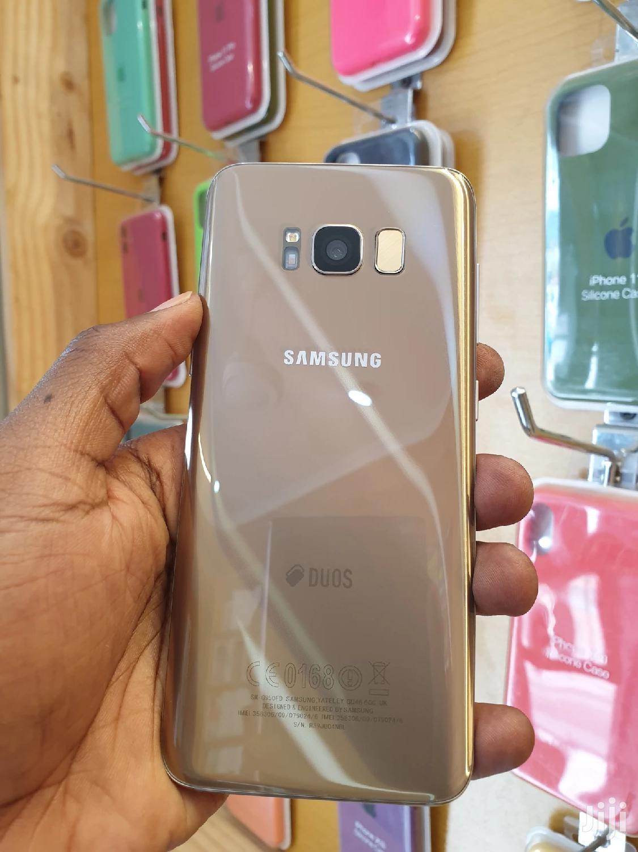 Archive: Samsung Galaxy S8 64 GB Gold