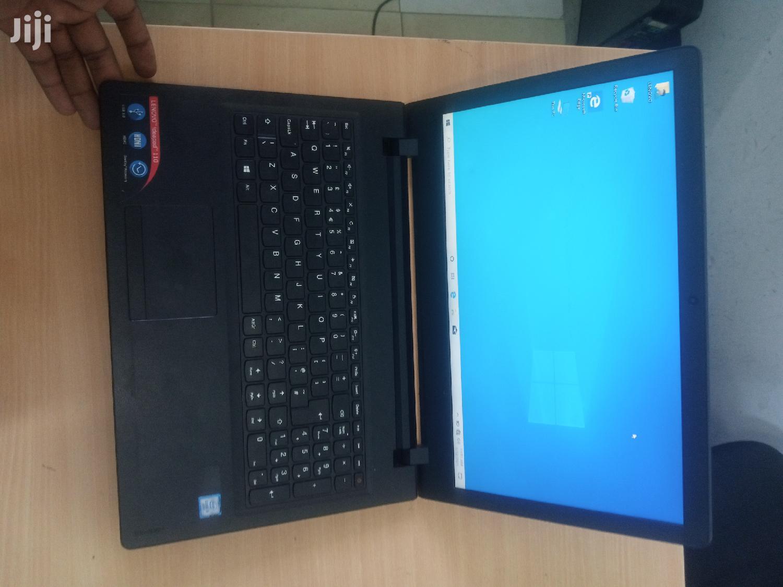 Laptop Lenovo IdeaPad 110 4GB Intel Core I3 HDD 500GB   Laptops & Computers for sale in Ilala, Dar es Salaam, Tanzania