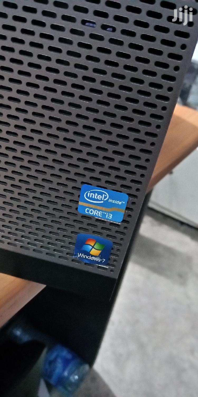Desktop Computer Dell OptiPlex 3060 4GB Intel Core I3 HDD 500GB | Laptops & Computers for sale in Ilala, Dar es Salaam, Tanzania