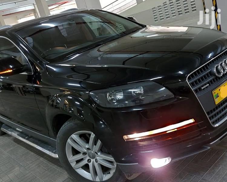 Archive: Audi Q7 2007 3.0 TDI Quattro Tiptronic Black