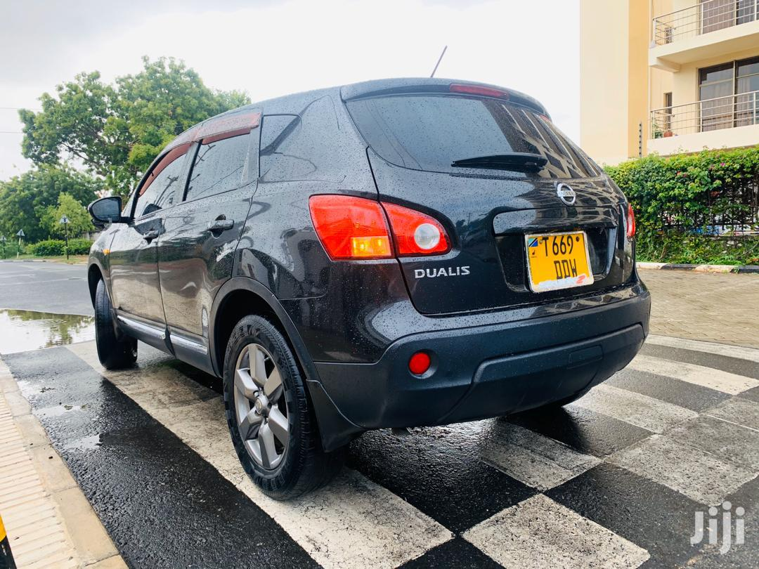 Nissan Dualis 2008 Black | Cars for sale in Kinondoni, Dar es Salaam, Tanzania