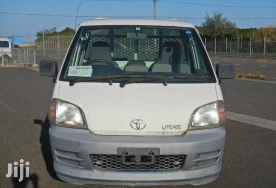 Archive: Toyota Liteace Truck
