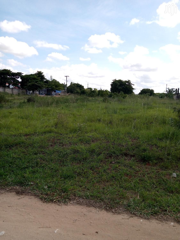 Plot for Sale Mtoni Kijichi