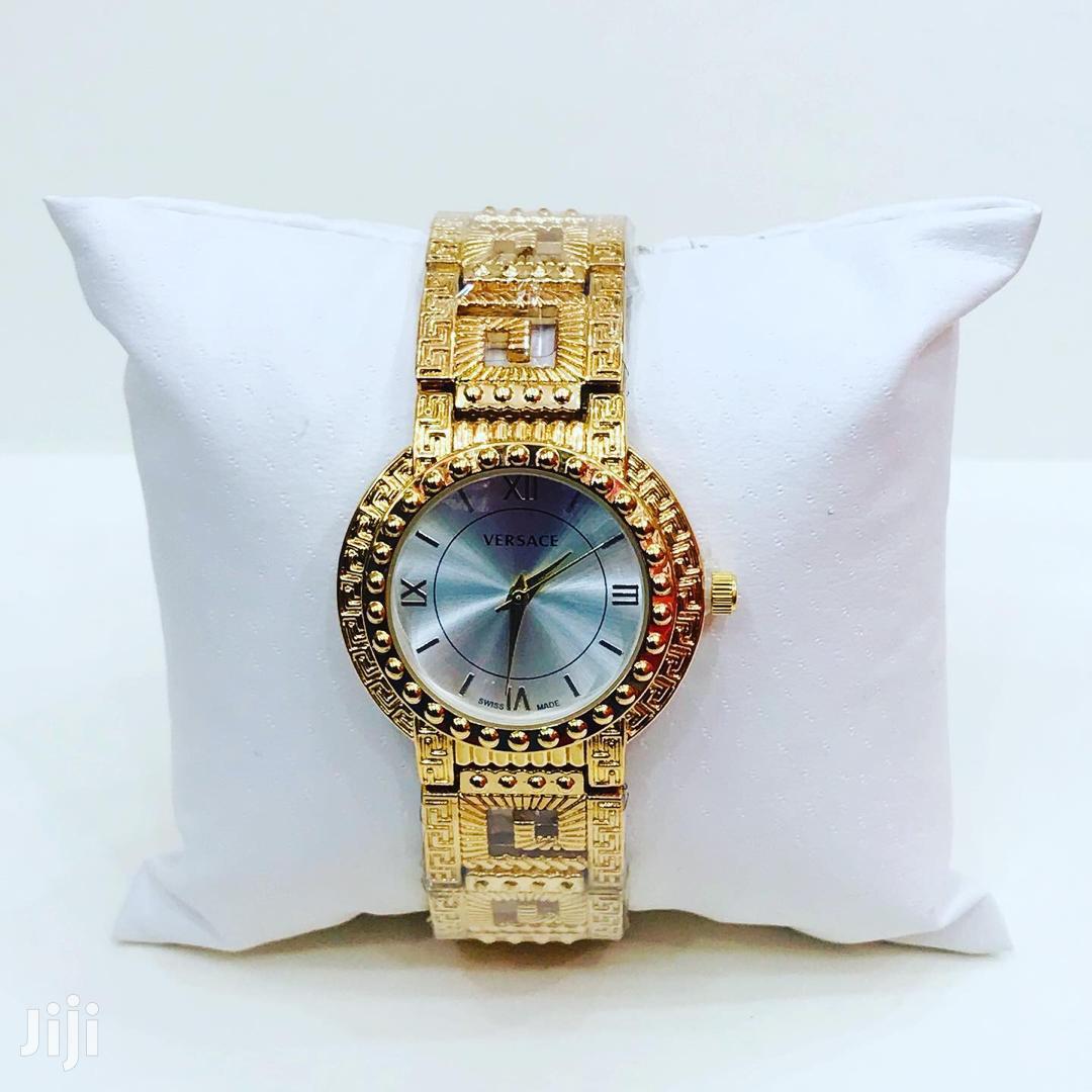 Archive: Versace Watch