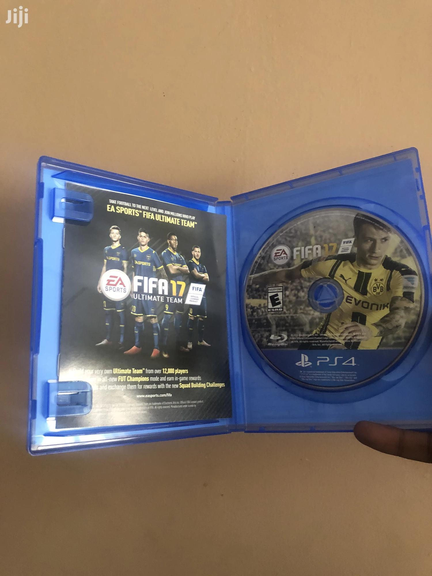Ps4 Cd Games ( Fifa 17) | Video Games for sale in Arusha, Arusha Region, Tanzania