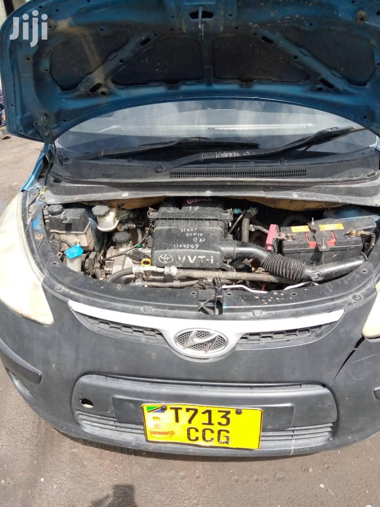 Archive: Hyundai i10 2007 Blue