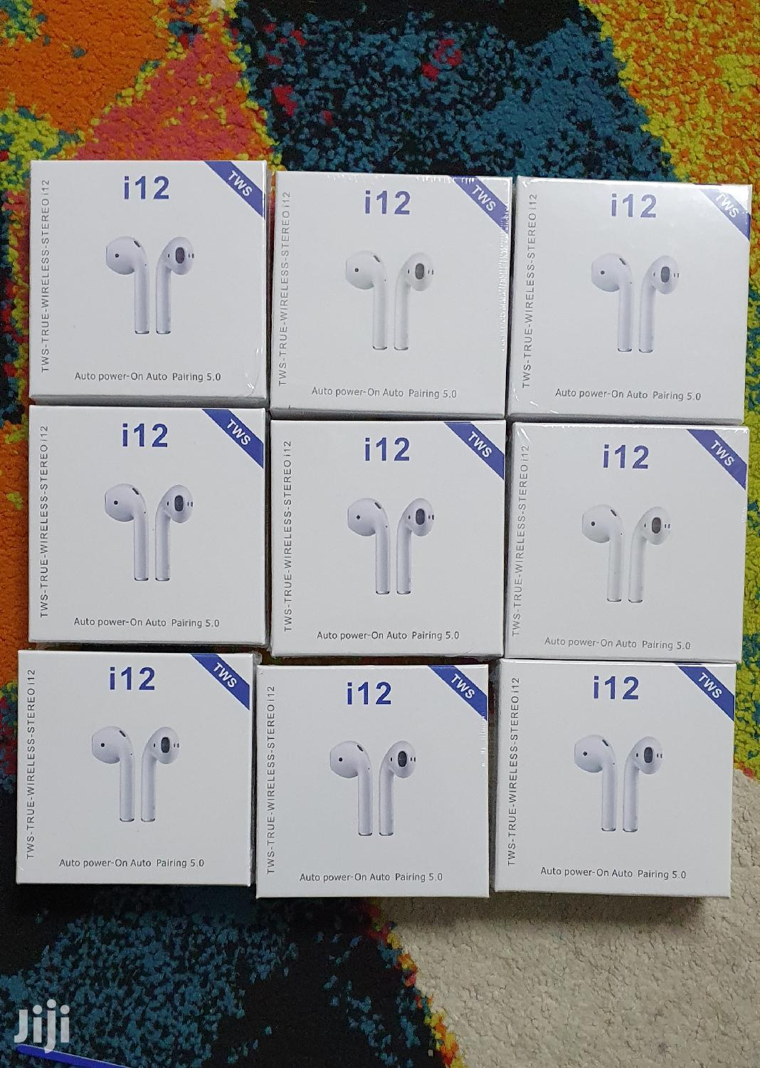 Archive: Original I12 Wireless Earbuds
