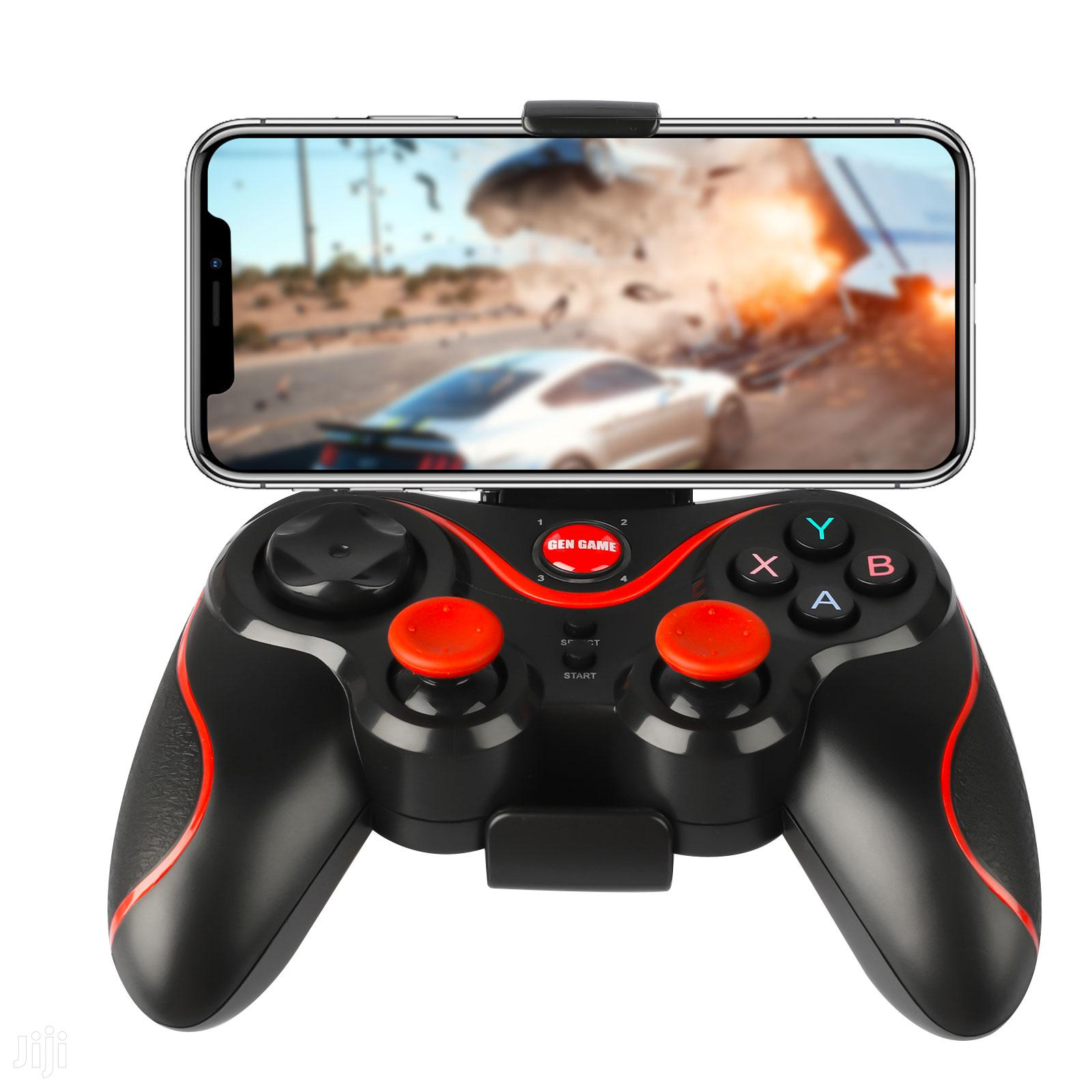 Archive: Mobile Bluetooth Game Pad
