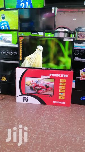 Nikai LED TV Inch 32   TV & DVD Equipment for sale in Dar es Salaam, Ilala