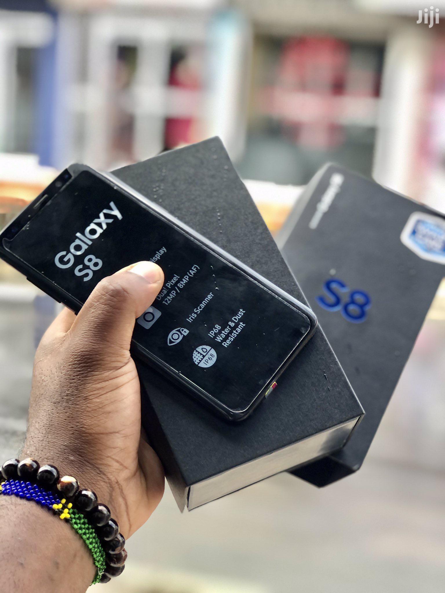 New Samsung Galaxy S8 64 GB | Mobile Phones for sale in Ilala, Dar es Salaam, Tanzania