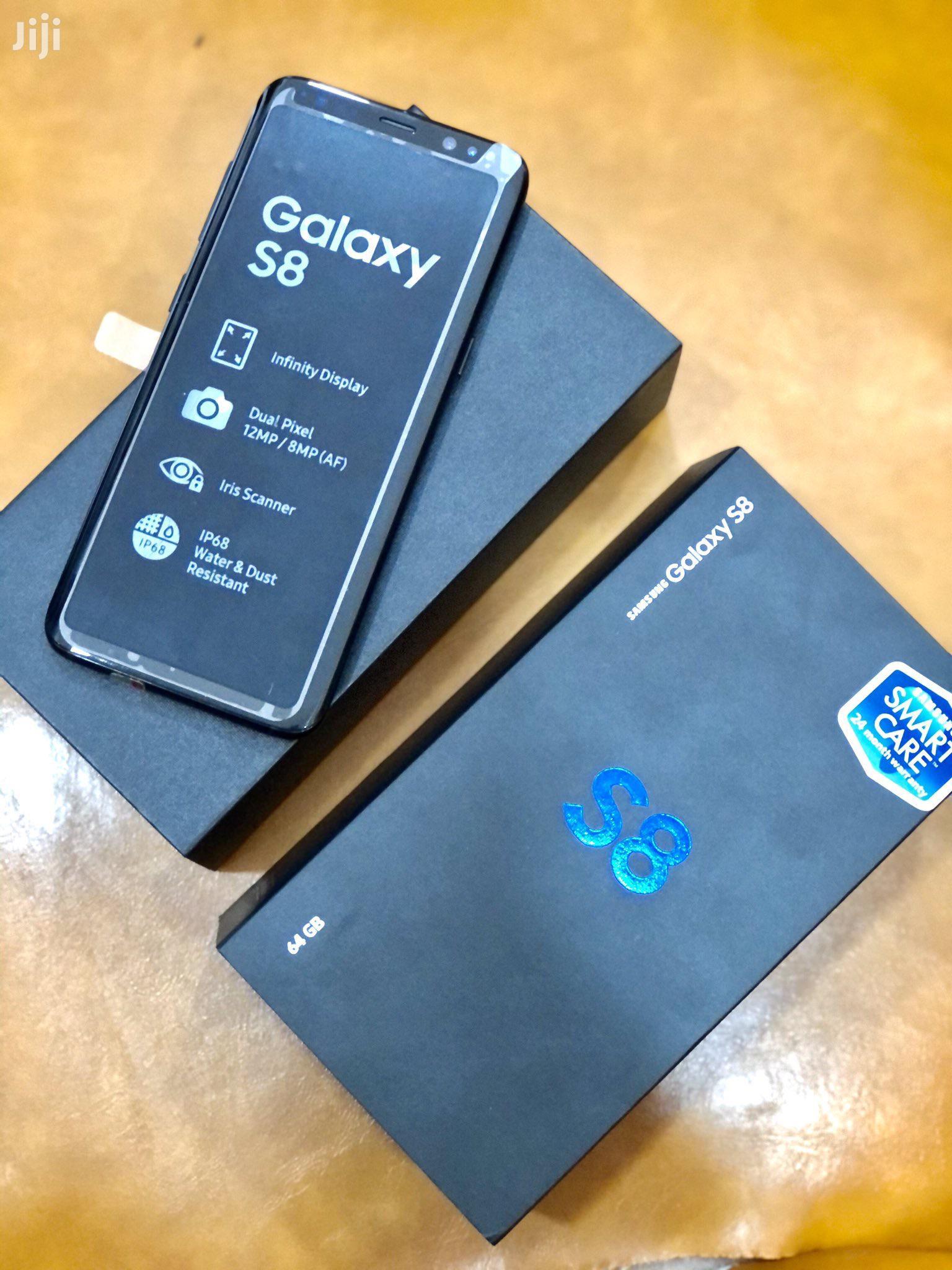 New Samsung Galaxy S8 64 GB