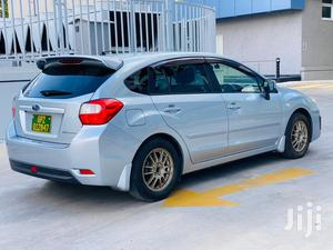 New Subaru Impreza 2012 Silver | Cars for sale in Dar es Salaam, Kinondoni