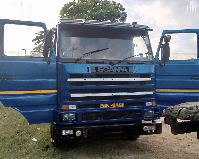 Archive: Scania Semi-Trailer