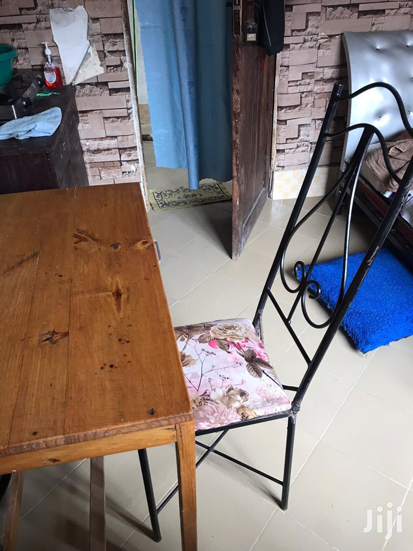 Archive: Table And Chair