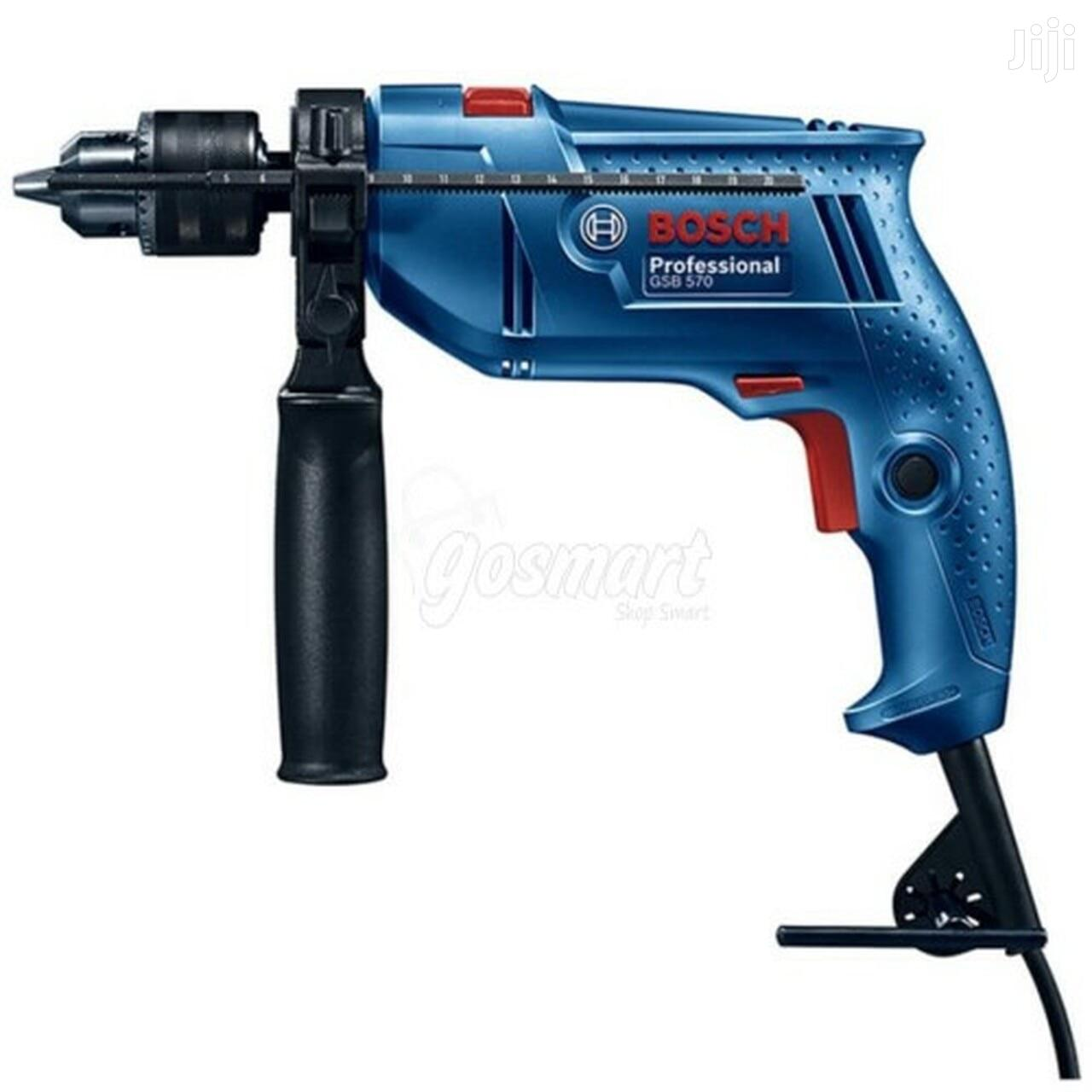 German Bosch Electric Drilling And Screwed.