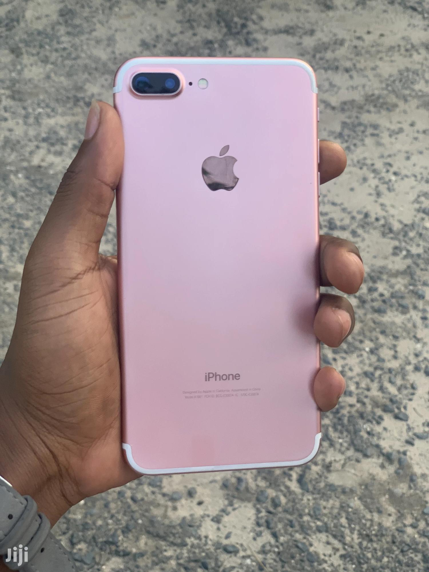 Archive: New Apple iPhone 7 Plus 32 GB Pink
