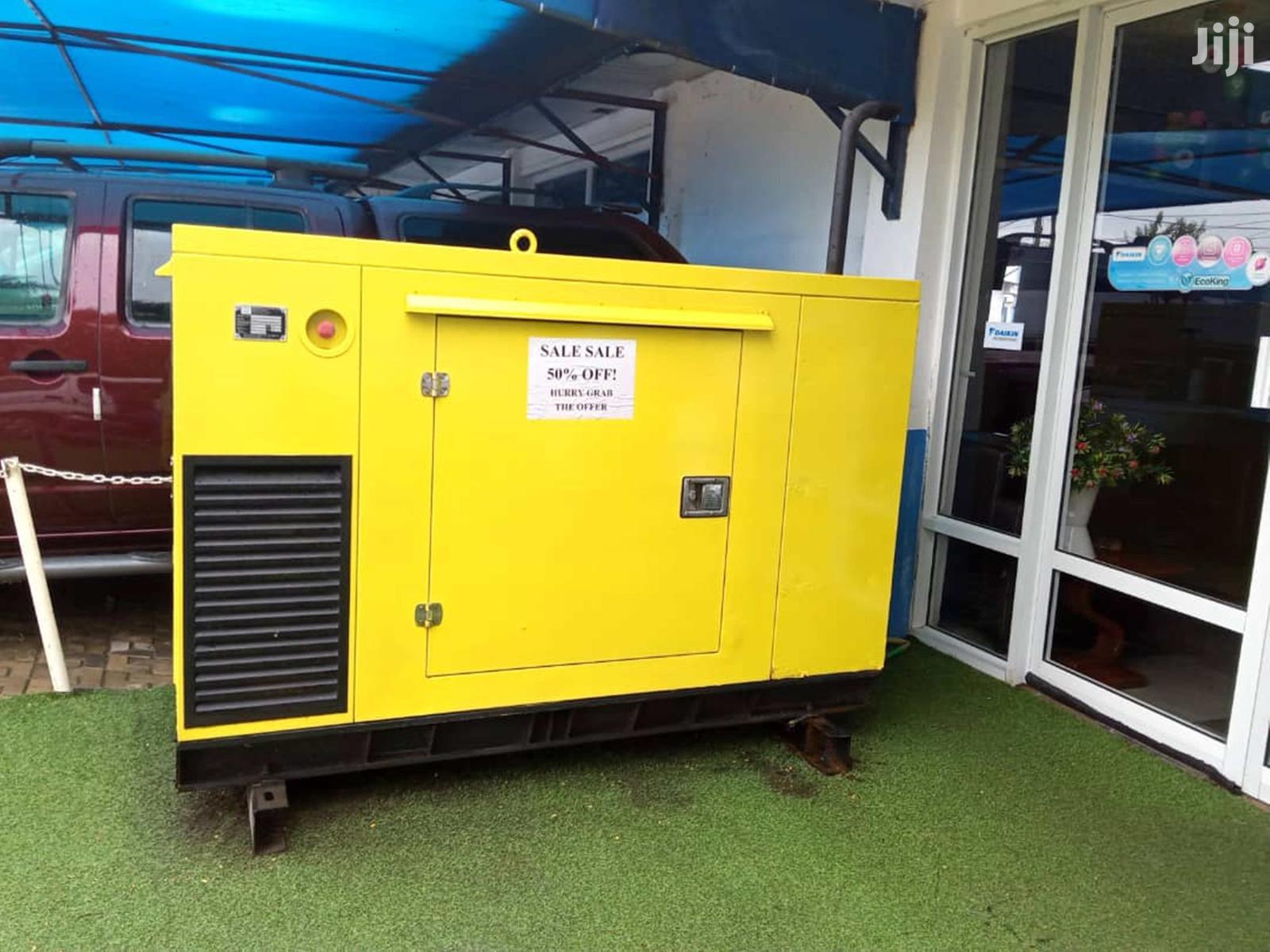 Generator For Sale | Electrical Equipment for sale in Kinondoni, Dar es Salaam, Tanzania