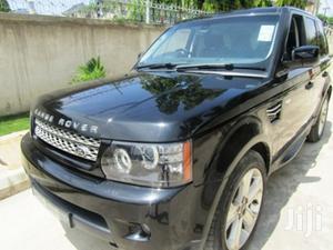 Land Rover Range Rover Sport 2013 Black | Cars for sale in Dar es Salaam, Kinondoni
