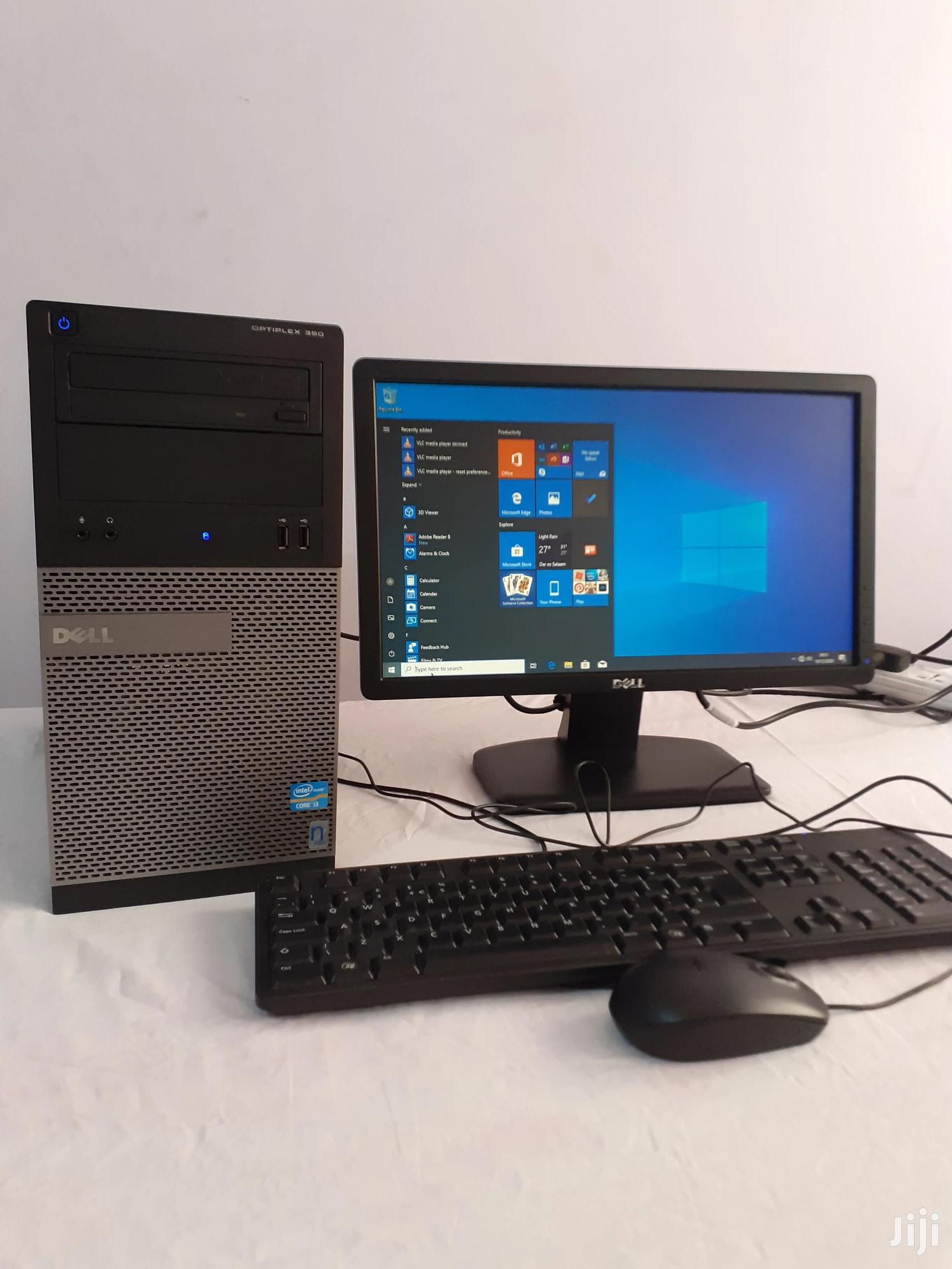 Archive: Desktop Computer Dell OptiPlex 3050 4GB Intel Core I3 HDD 750GB