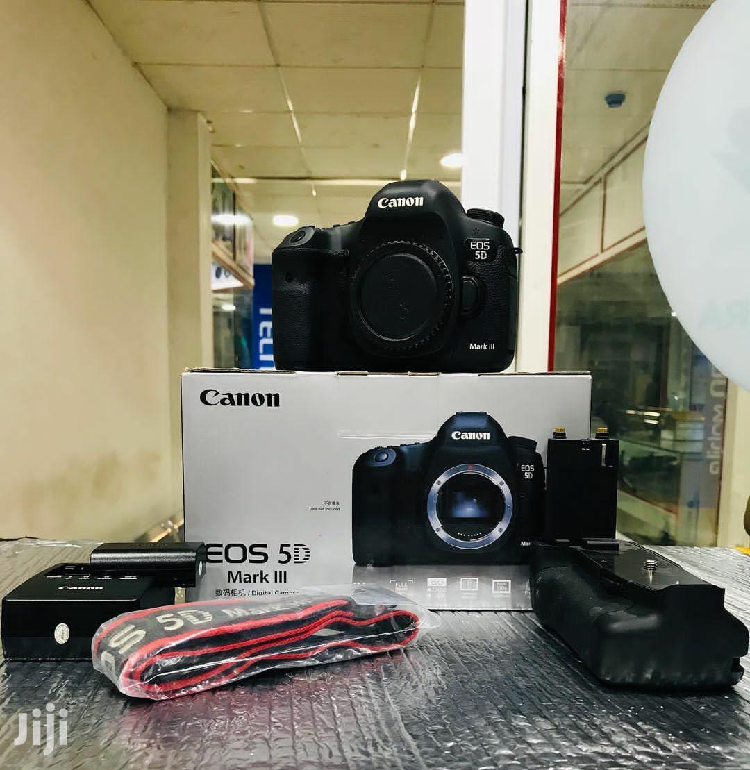 Canon 5D Mark III Camera | Photo & Video Cameras for sale in Ilala, Dar es Salaam, Tanzania